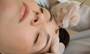 Мануальная чистка лица: описание процедуры