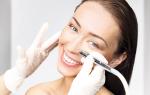 Дермабразия лица: описание процедуры