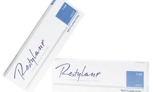 Рестилайн (Restylane) — обзор препаратов