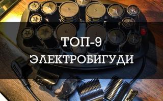 ТОП-9 лучших электрических бигуди