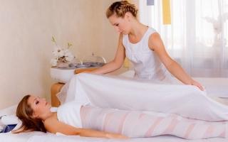 Лимфодренажные обёртывания: правила проведения