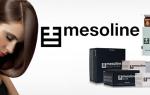 Мезолайн (Mesoline): состав, применение в косметологии