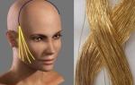 Золотые нити для лица: как используются и чем эффективны