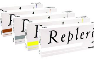 Филлеры Repleri: обзор видов + отзывы и результаты с фото