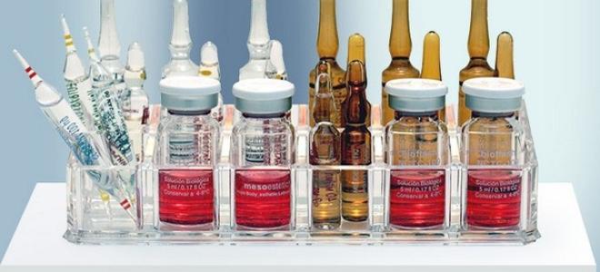 Препараты для мезотерапии лица: какие бывают и когда какие эффективны