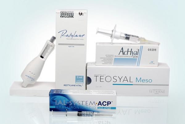 Все препараты для омоложения, используемые при биоревитализации, основаны на гиалуроновой кислоте