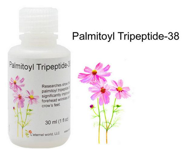 Palmitoyl Tripeptide делает кожу более упругой