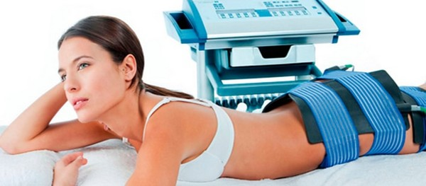 Один сеанс прессотерапии оказывает такой же эффект, что и 20 сеансов классического массажа
