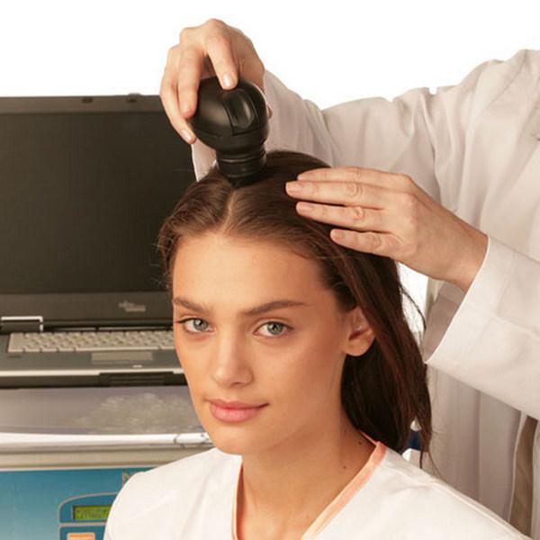 Те, кто боится уколов, могут пройти процедуру безинъекционной биоревитализации волос