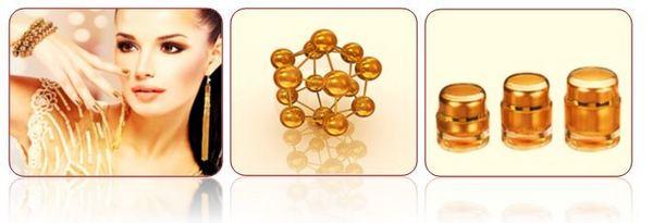 Сегодня популярно включение в состав средств для биоревитализации ионов серебра и золота
