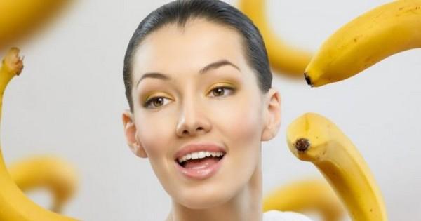 Бананы, как и прочие фрукты, используют в борьбе со складками