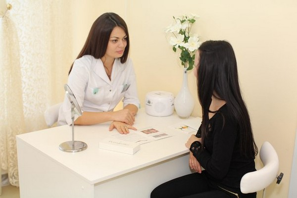 Лучше, чтобы частоту и общее количество процедур определил косметолог