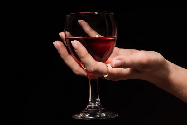 Перед сеансом нельзя употреблять алкоголь
