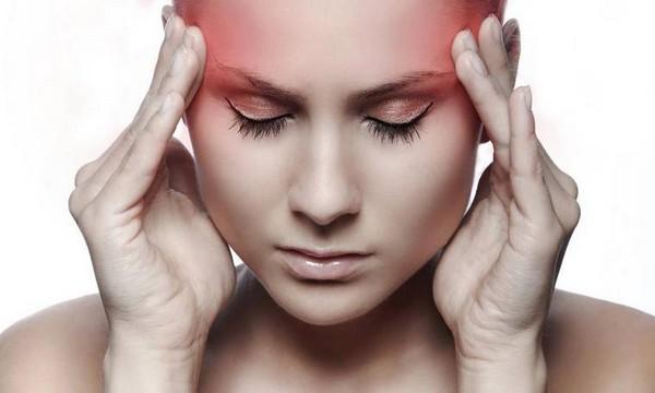 Возможны головные боли после проведения процедуры