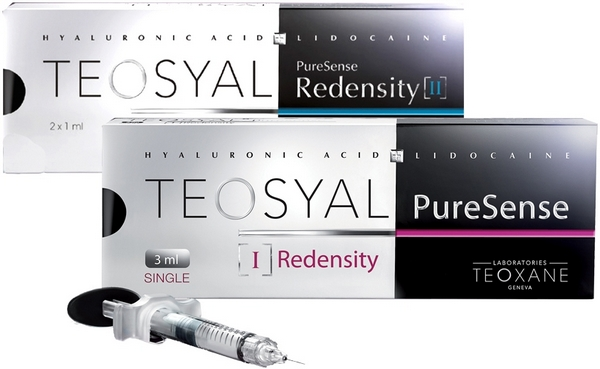 «Teosyal PureSense Redensity»