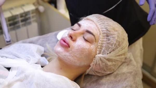 Обезболивание кожи лица