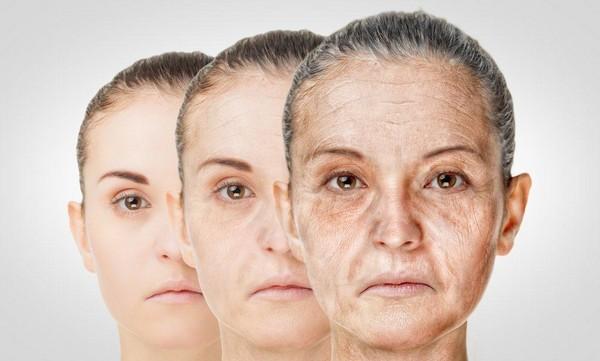 С возрастом состояние кожи ухудшается
