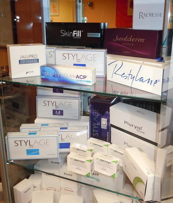 Современные препараты с гиалуроновой кислотой абсолютно безопасны