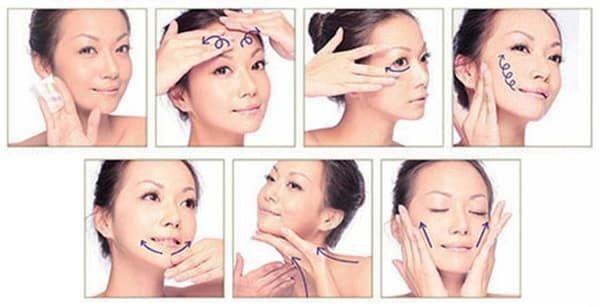 Японский массаж делается просто, но он очень полезен