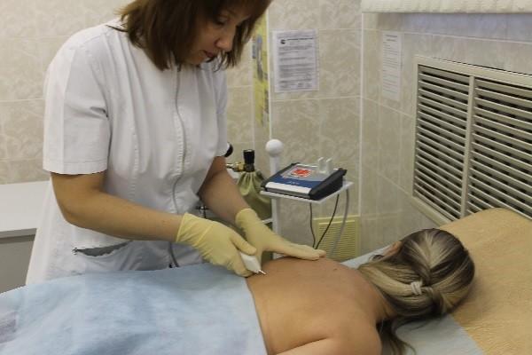Углекислый газ вместе с коллагеном улучшает состояние кожи
