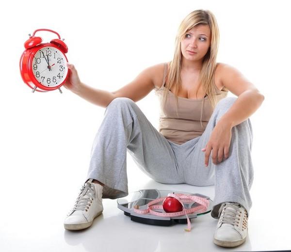 Нужно предпринять усилия самому, если хочется похудеть
