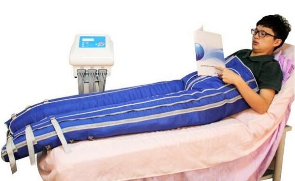 Пациенту стоит расслабиться во время процедуры