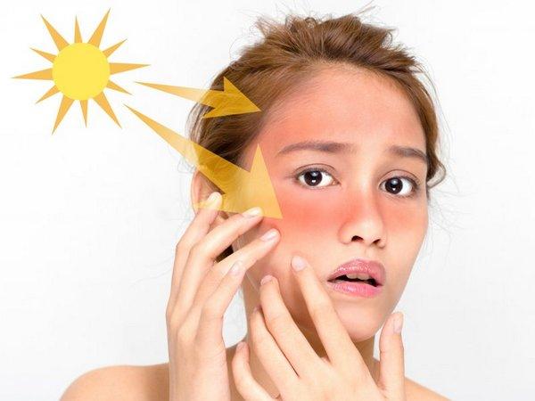 Искусственный загар очень вреден для кожи