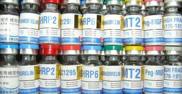 Выделяют семь групп пептидов, выполняющих разные функции