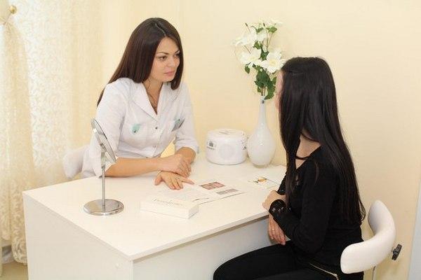 Консультация с врачом обязательна перед началом курса процедур