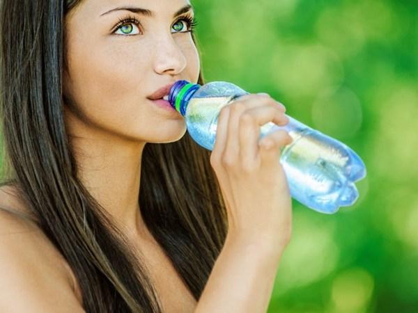 Важно пить много чистой воды