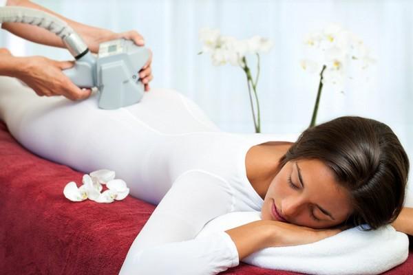 Аппаратный массаж для похудения