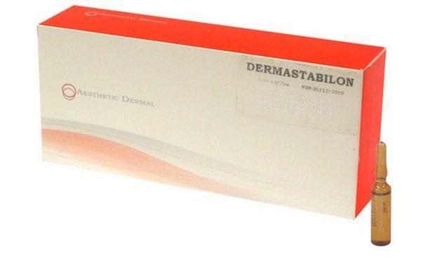 «Дермастабилон» в форме раствора можно найти в специализированных магазинах