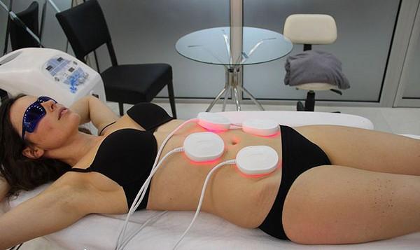 Лазерная липосакция служит альтернативой традиционной липосакции