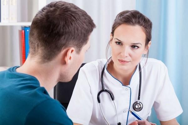 Требуется консультация с доктором перед процедурой