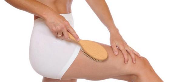 Перед обертыванием стоит тщательно очистить кожу