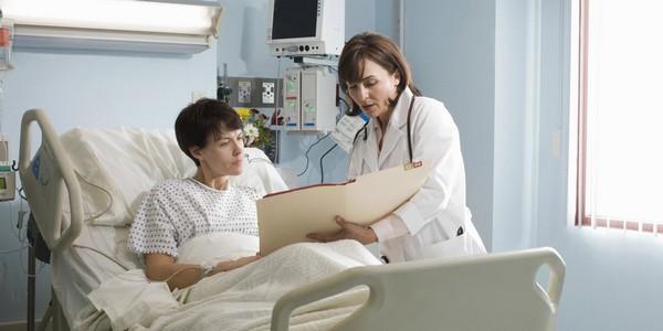 Первые сутки после процедуры пациент обычно проводит в стационаре