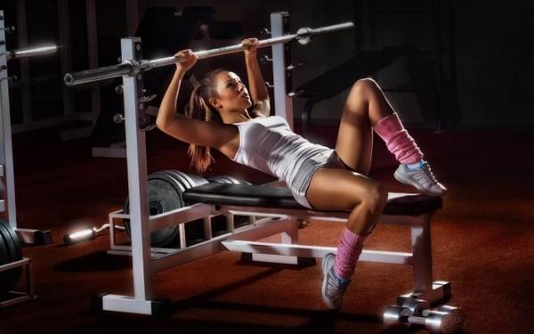 Силовые упражнения нужно делать правильно