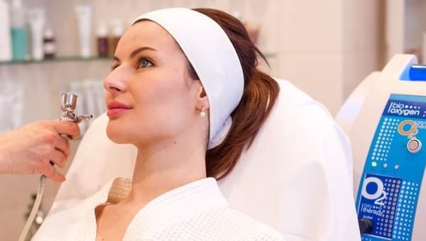 Кислородная пульс-терапия позволяет обогатить кожу кислородом
