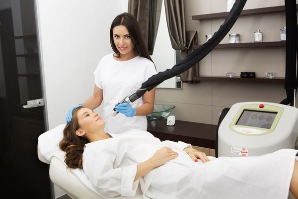 С помощью такой технологии можно «доставить» в кожу необходимые вещества