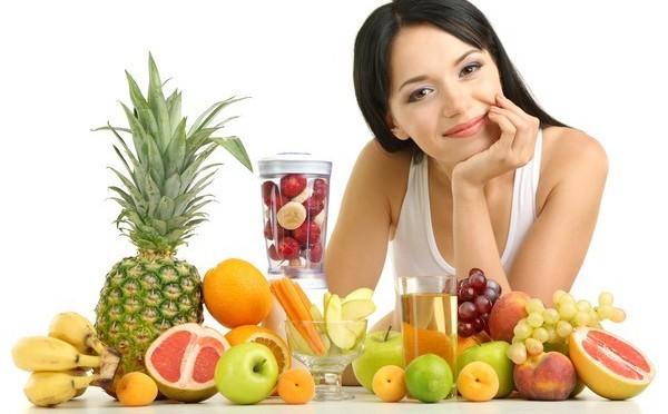Для сохранения красоты и здоровья кожи важно правильно питаться