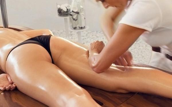Желательно сочетать данную процедуру с массажем
