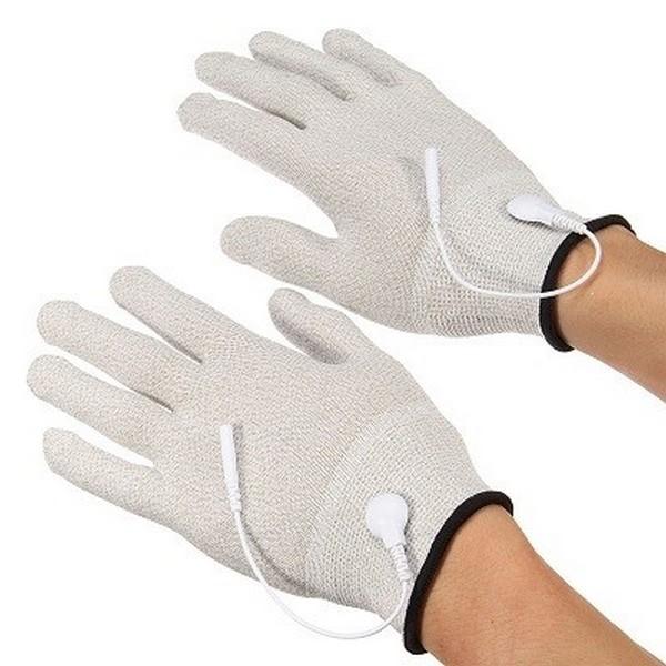 Используют и электроды-перчатки