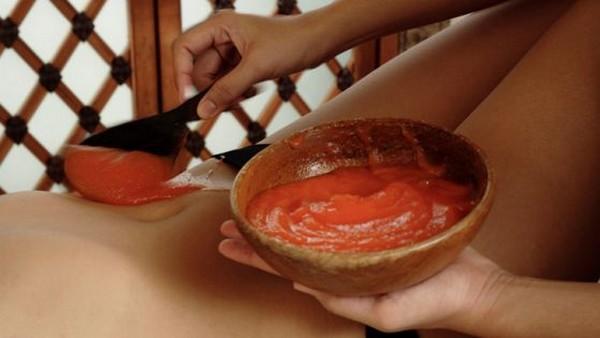 Фрукты и ягоды избавляют от целлюлита и делают лёгкий пилинг кожи