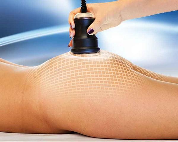 Считается, что ультразвуковая кавитация идеально подходит для борьбы с жировыми отложениями в области бёдер и колен