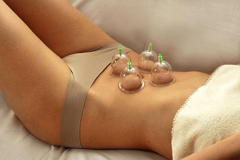 Можно делать антицеллюлитный массаж при помощи банок