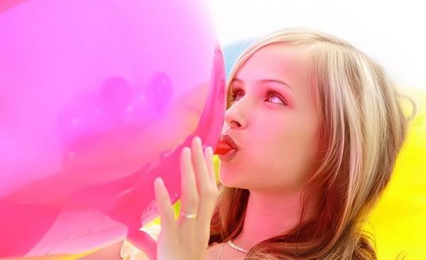 Надувать воздушные шары, как оказывается, очень полезно