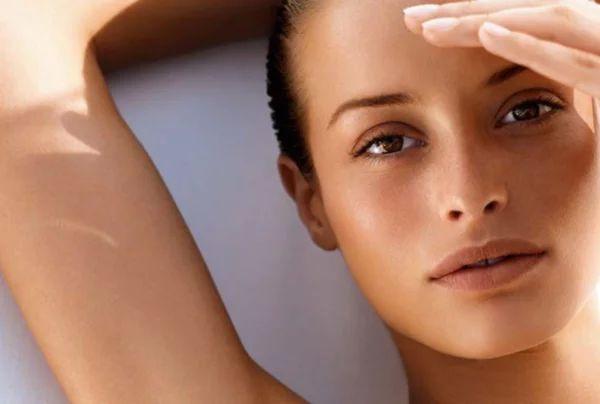 Косметология может исправить такую проблему, как фотостарение