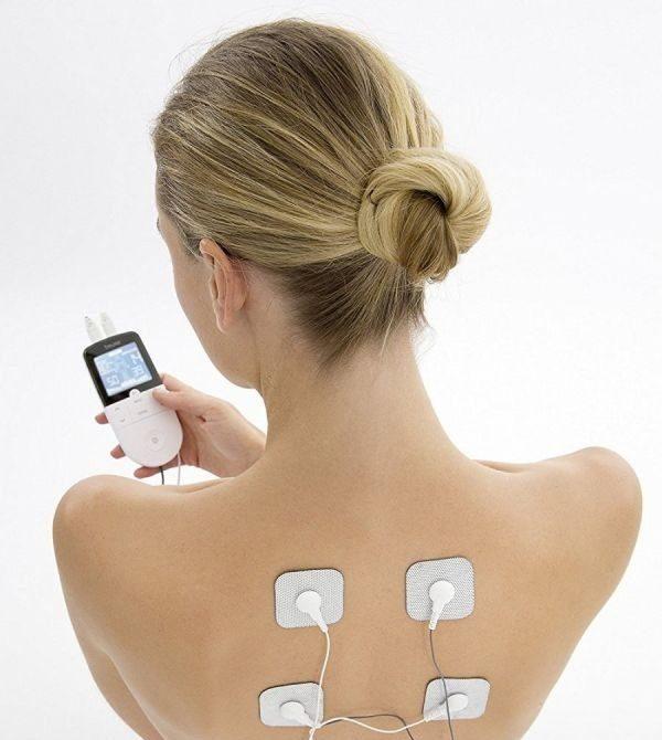 Возможно раздражение кожи из-за электродов