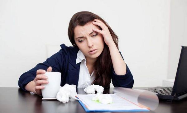 Целлюлит может возникнуть даже из-за частых стрессов