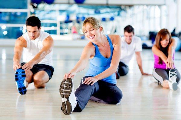 Занятия спортом разрешены через 10 дней после лечения